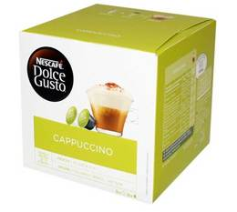 Nescafe Dolce Gusto Cappuccino pods x 8 drinks