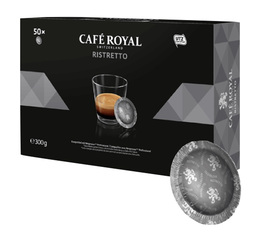 Office Pads Café Royal Ristretto x 50 capsules Nespresso Professionnel