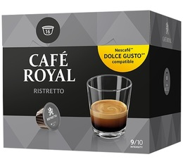 Café Royal Ristretto capsules for Dolce Gusto x 16