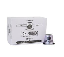 Capsules Umbila x10 CapMundo pour Nespresso