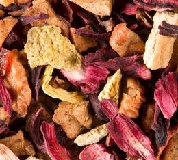 Carcadet Fantasia loose leaf fruit infusion - 100g - Dammann