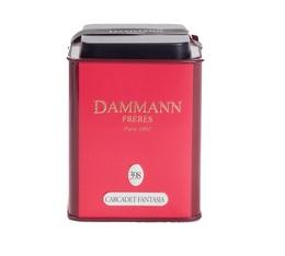 Boîte Dammann n°398 - Infusion Carcadet Fantasia - 100gr