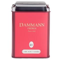 Boîte Dammann n°401 - Infusion Carcadet Samba - 100gr