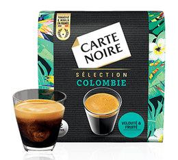 Dosettes souples n°4 Sommet de Colombie x32 - Carte Noire