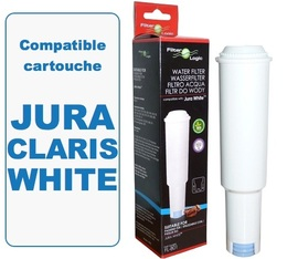 Cartouche filtrante Filter Logic FL-801 compatible Jura Claris White