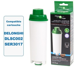 Cartouche filtrante Filter Logic FL-950 compatible Delonghi DLSC002