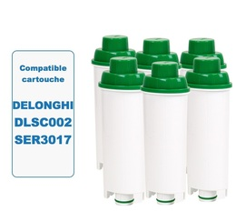 Filter Logic FL-950 filter cartridge compatible with Delonghi x6