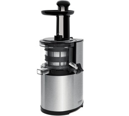 Extracteur de jus Caso SJ200 Slow Juicer Inox brossé