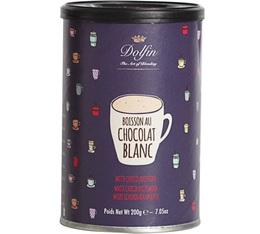 Chocolat blanc en poudre 200g - Dolfin