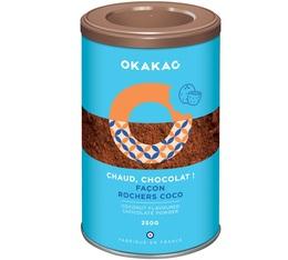 Chocolat en poudre façon Rocher Coco - 250g - Okakao