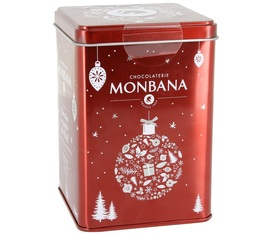 Monbana Special Xmas gingerbread-flavoured chocolate powder - 250g