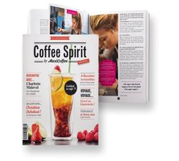 Magazine Coffee Spirit #1 - Printemps - Été 2016
