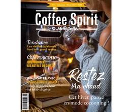 Magazine Coffee Spirit numéro 4 - 2017