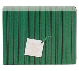 Coffrets 20 sachets assortis thés verts parfumés- Dammann