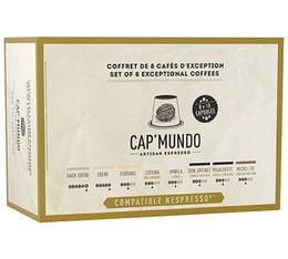 Coffret découverte Haute Couture 80 capsules - Cap'Mundo