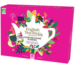 English Tea Shop Ultimate Tea Collection Gift Pack - 48 tea bags