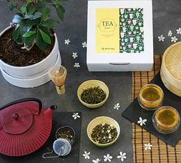 Tea Time Trésors du Japon - Coffret dégustation 6 saveurs - 6 x 50g