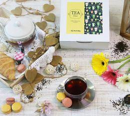Tea Time Fête des Mères - Coffret dégustation 6 saveurs - 6 x 50g