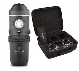 Handpresso Auto hybride noire 12 volts + Valisette de transport