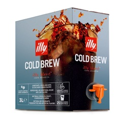 Illy Cold Brew Coffee Pack - 3L