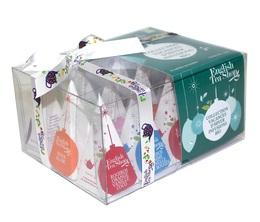 Coffret infusions - Vacances d'Hiver - 12 sachets de 6 Parfums - English Tea Shop