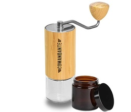 Comandante C40 Nitro Blade Bamboo coffee grinder + free coffee offer