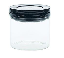Boite à café hermétique Fliplock Oxo - 150g/0.5L en verre transparent