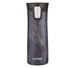 Contigo 'Couture' insulated travel mug with AUTOSEAL system - 470ml - Indigo Wood
