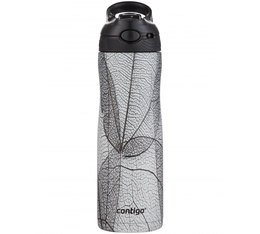 Bouteille isotherme d'hydratation Ashland Chill Couture White Leaf - 60cl - Contigo