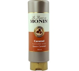 Topping  Coulis Caramel Monin x 500 ml