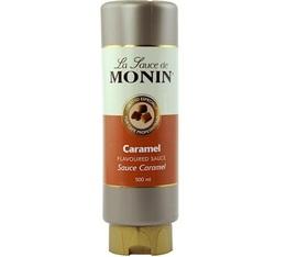 Topping  Coulis Caramel Monin x 500 ml