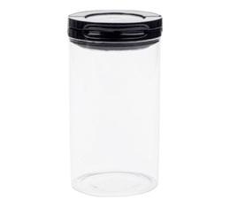 Boite à café hermétique Fliplock Oxo - 400g/1.5L en verre transparent