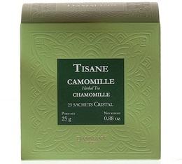 Tisane Camomille Herboristerie d'Orgeval - boîte de 25 sachets cristals
