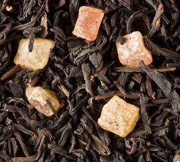 Caramel-Toffee loose leaf black tea - 100g - Dammann Frères