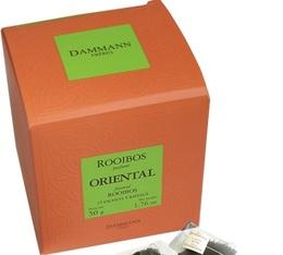 Rooibos Oriental Dammann - 25 sachets cristals