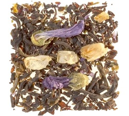 Mélange thé noir et vert en vrac des Sages - 100gr - Dammann