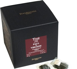 Thé Paul et Virginie Dammann x25 sachets Cristals