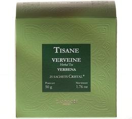Tisane Verveine - boîte de 25 sachets cristals