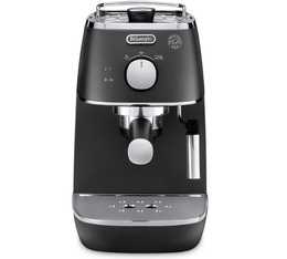Expresso Solo Pompe Distinta Black ECI 341.BK - Delonghi - Bonne Affaire !