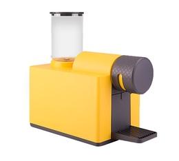 Machine à capsules Delta Q QLIP JAUNE + Offre cadeau