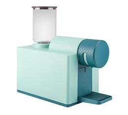 Machine à capsules Delta Q QLIP VERTE + Offre cadeau