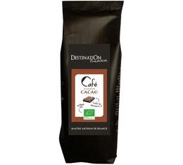 Café aromatisé Cacao 100% arabica et 100% bio - 125g