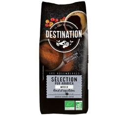 Destination 'Sélection Pur Arabica' organic ground coffee - 1kg