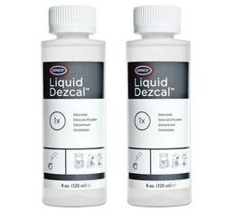 Détartrant Urnex pour machine à café 2 x 120 ml