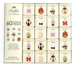 Coffret 60 Napolitains Pâques 270g - Dolfin