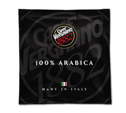 Dosette    E.S.E. 100% Arabica x 150 par Caffè Vergnano