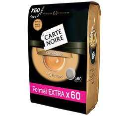 Dosettes souples n°5 Café Classic Extra Format x60 - Carte Noire