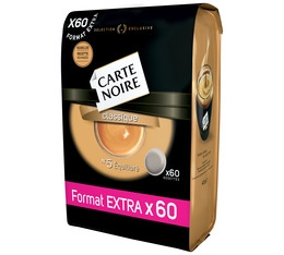 Carte Noire 'N°5 Classic' coffee pods for Senseo x60