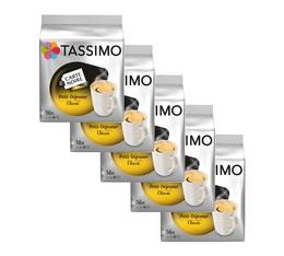 Lot de 80 Dosettes Tassimo Carte Noire Petit Déjeuner Classic - 5 x 16 T-Discs