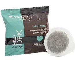 Dosette café Dek décaféiné Spécial Bar - x150 - Cosmai Caffè